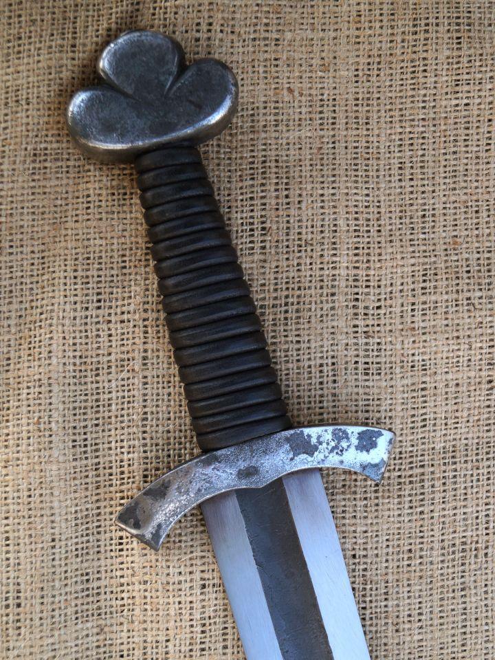 Wikingerschwert mit breiter Hohlkehle SK-A 3