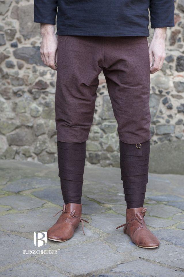 Thorsberghose Ragnar braun 4