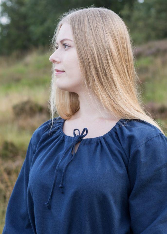 Unterkleid Mara blau 4