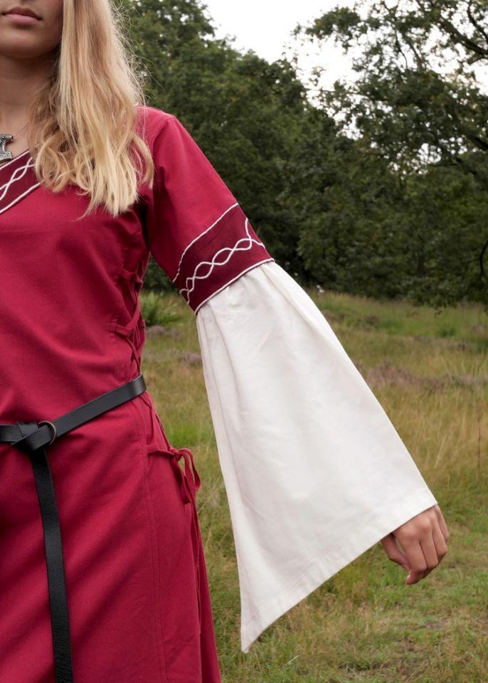 Kleid Agatha rot 4