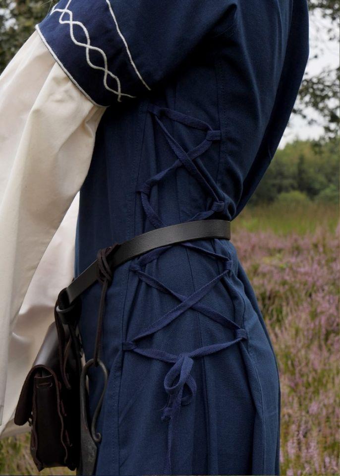Kleid Agatha blau 4