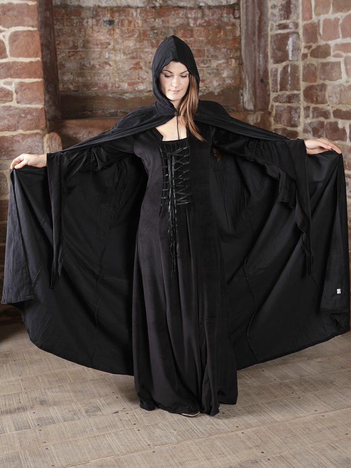 Kleid und Umhang Beltane - Walpurgis 4