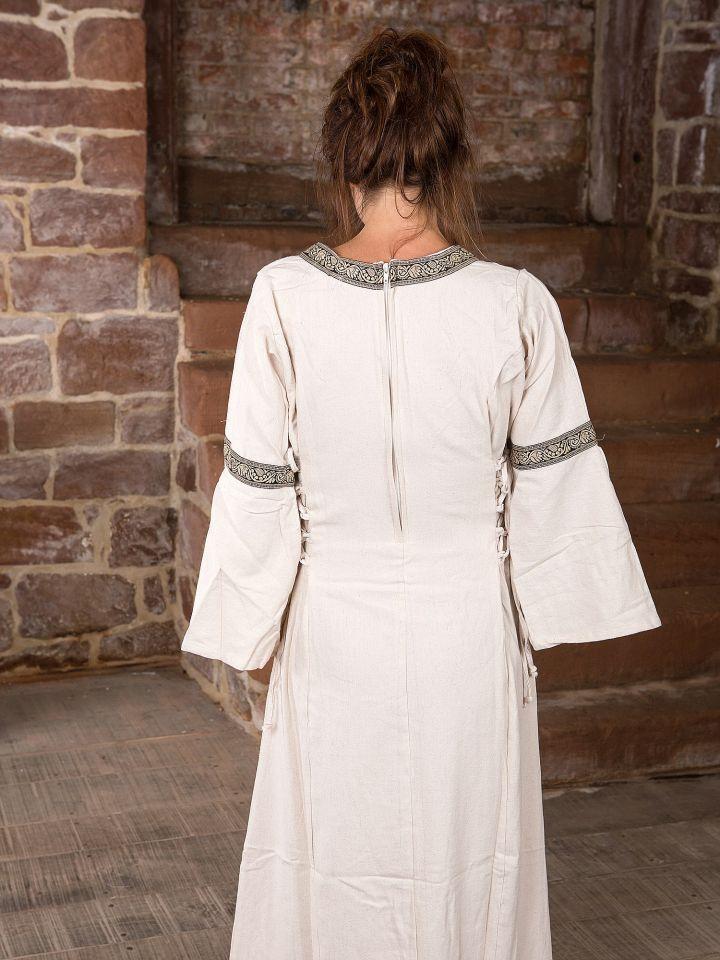 Kleid Klarissa natur M 4
