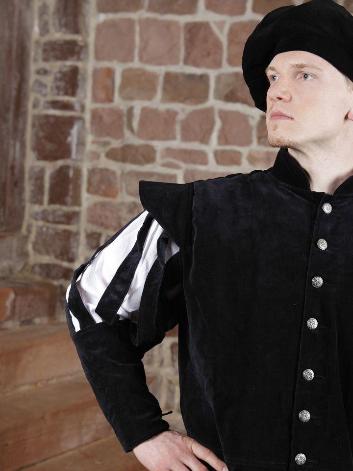 Jacke für den edlen Herren schwarz 4