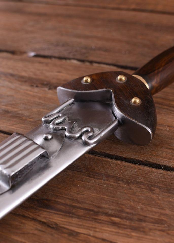 Keltisches Schwert mit Scheide 4