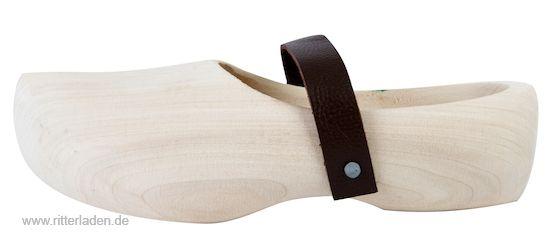 Holzschuhe für Kinder 31 4