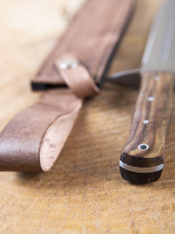 Dolch mit Holzgriff 4