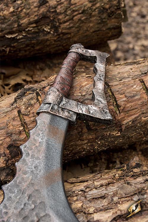 Ork Klinge für LARP - 60 cm 4