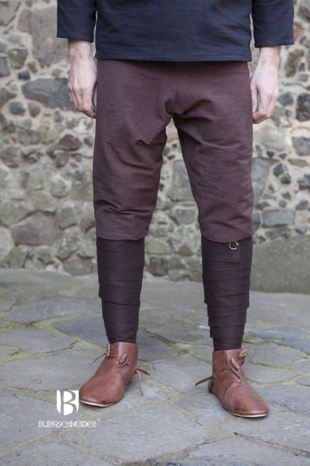 Thorsberghose Ragnar braun L 4