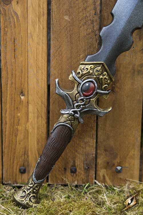 LARP-Schwert Elfenfürst 85 cm 4