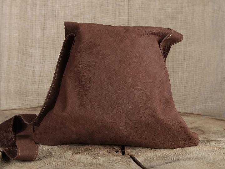 Pilgertasche - Handarbeit 4