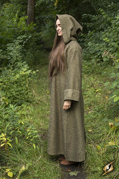 Waldläufermantel grün 4