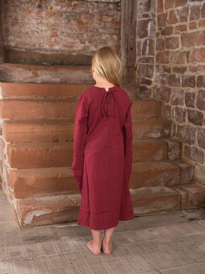 Kinderkleid aus Baumwolle 4
