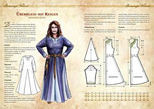 Kleidung des Mittelalters selbst anfertigen - Gewandungen der Wikinger 4