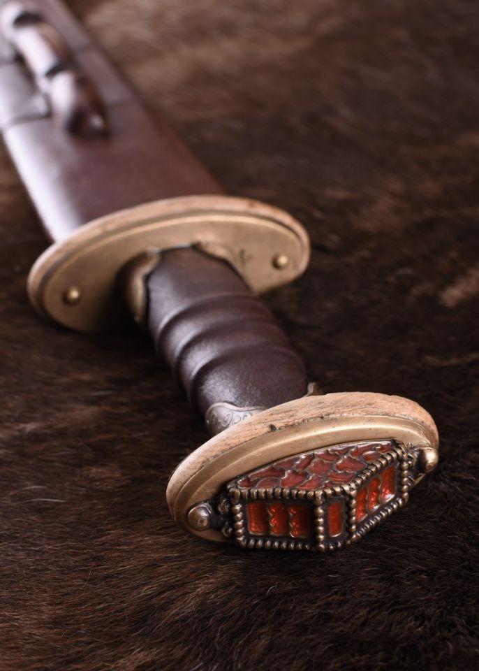 Sutton Hoo Schwert, 7. Jahrhundert 5