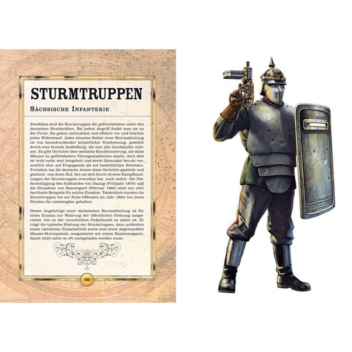 Steampunk Soldiers 5