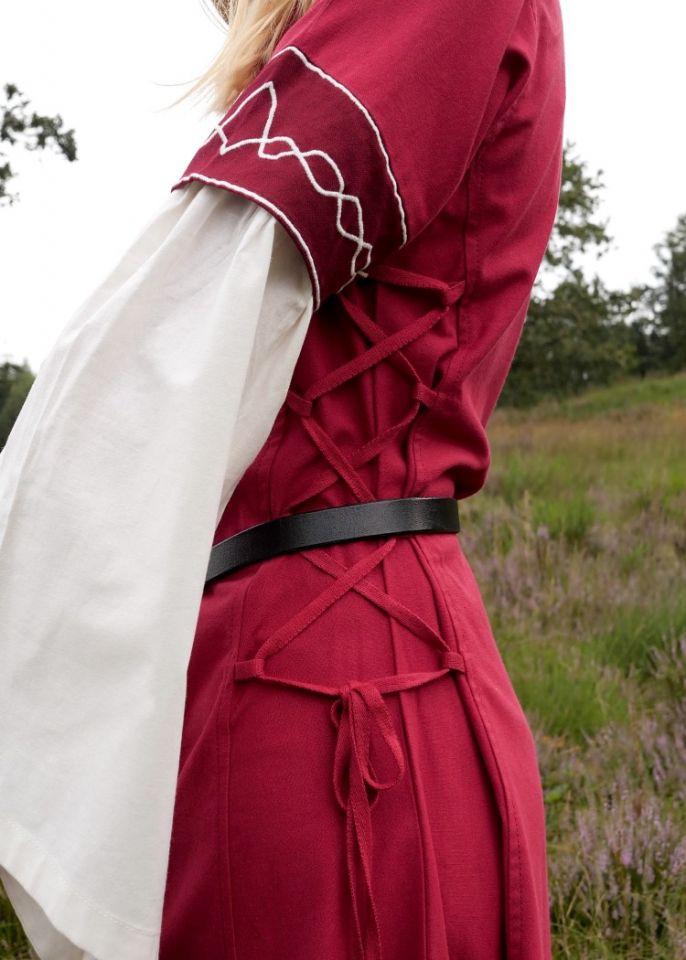 Kleid Agatha rot 5