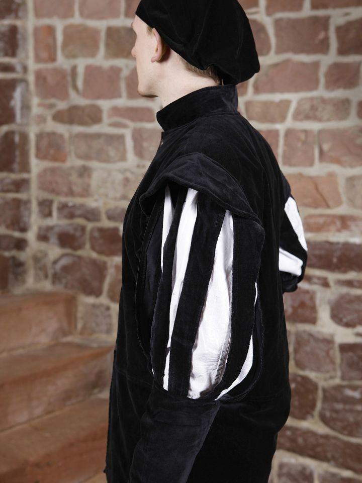 Jacke für den edlen Herren schwarz 5