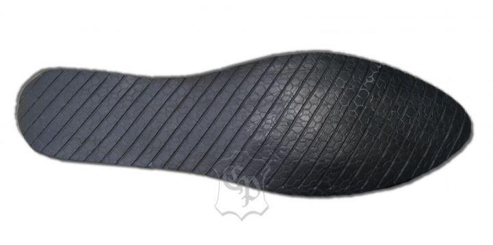 Mittelalter Stiefel mit Seitenschnürung braun 5