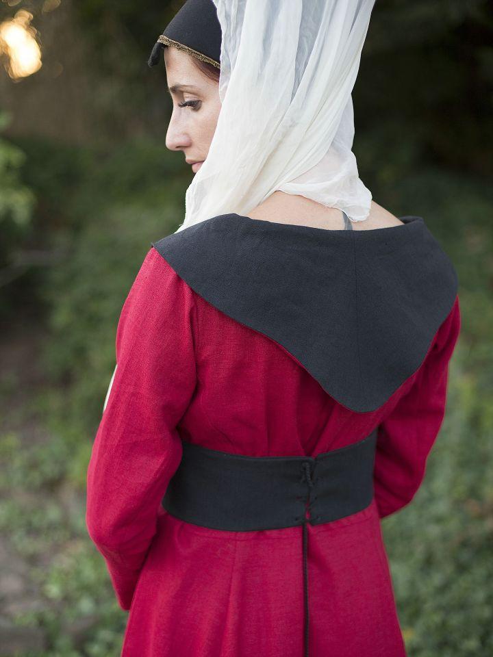 Burgundisches Kleid Margarete von York 5