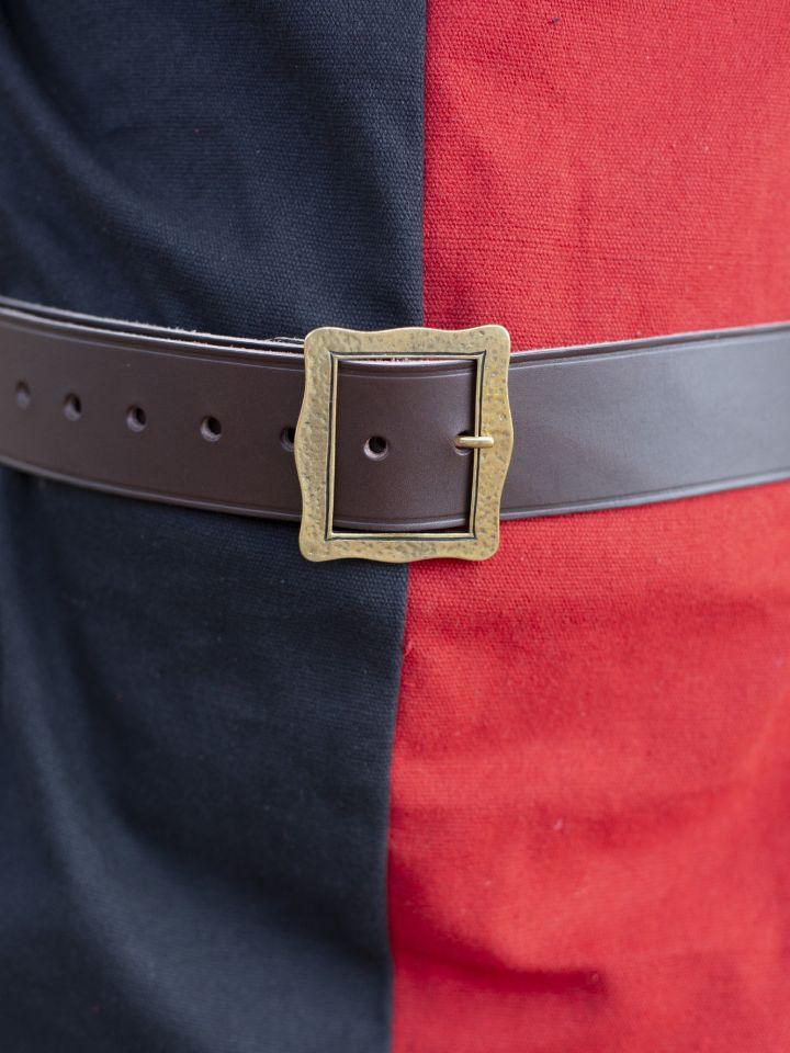 Landsknechtwams schwarz-rot 5