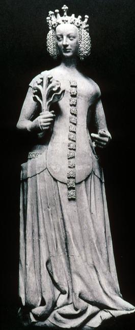 Höllenfensterkleid Jeanne de Bourbon 5