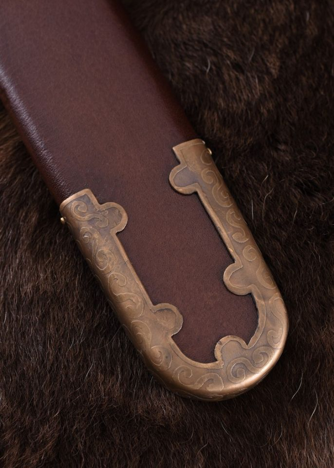 Sutton Hoo Schwert, 7. Jahrhundert 6
