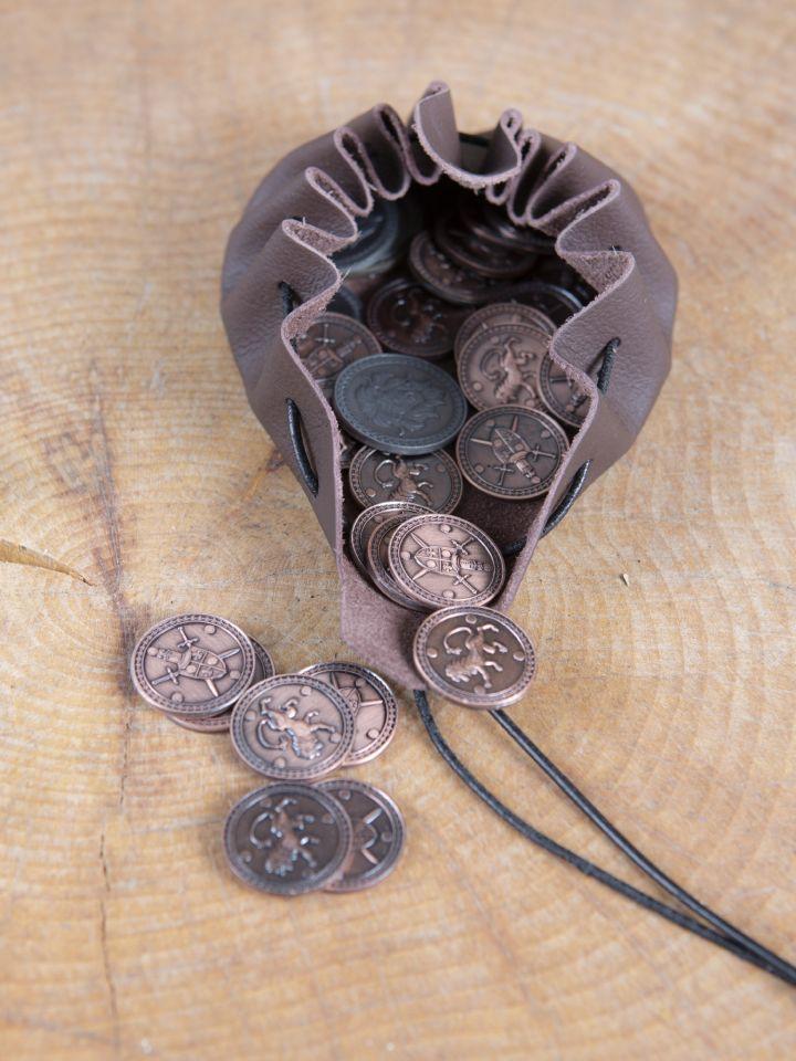 LARP-Münzen König 6