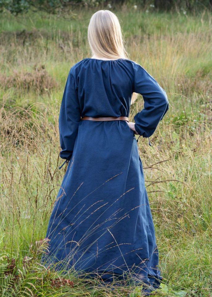 Unterkleid Mara blau 6
