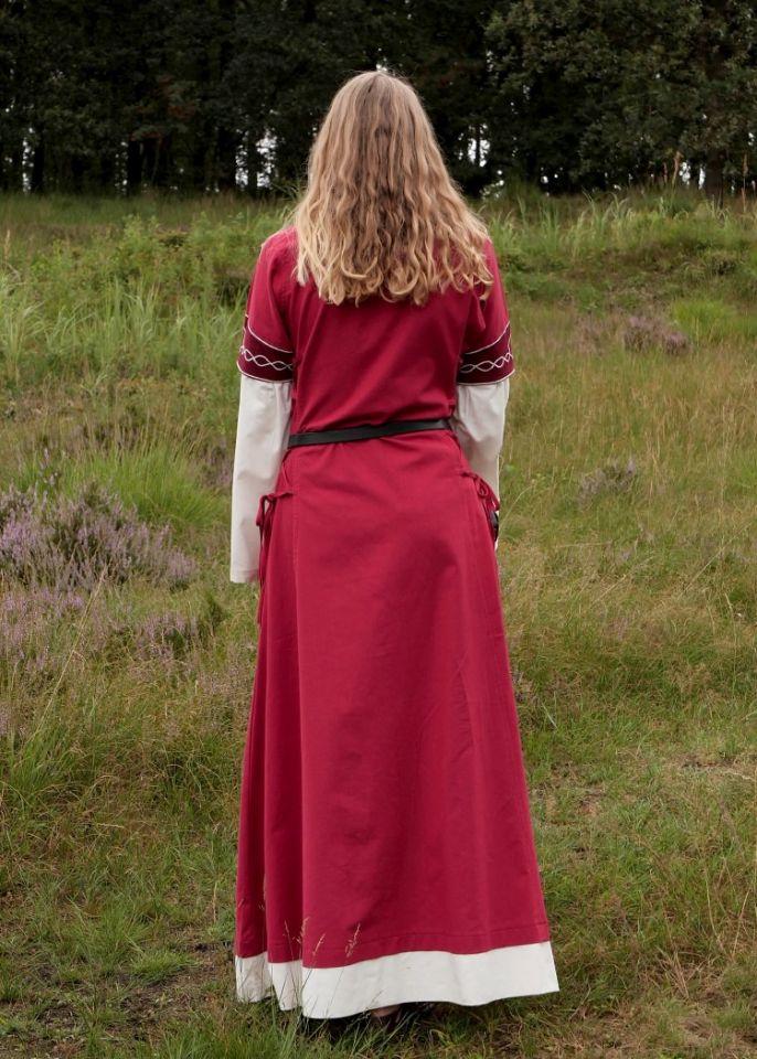 Kleid Agatha rot 6