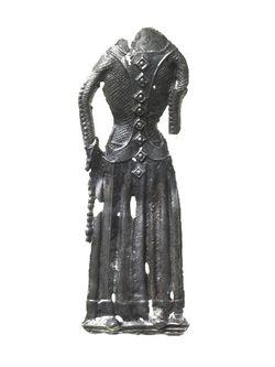 Höllenfensterkleid Jeanne de Bourbon 6