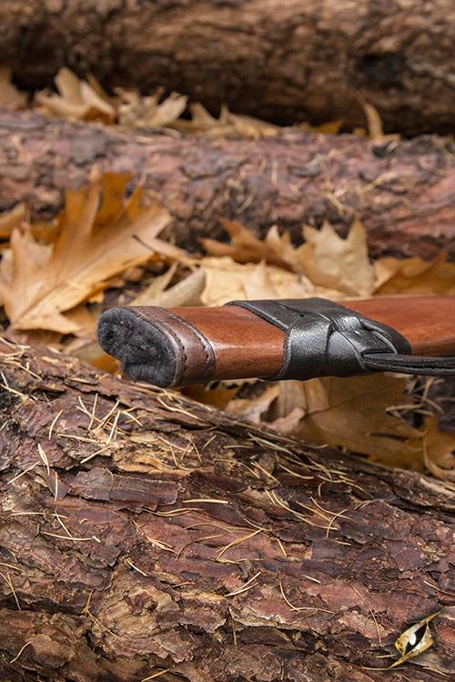 Schwertscheide für Larpschwerter large | schwarz 6