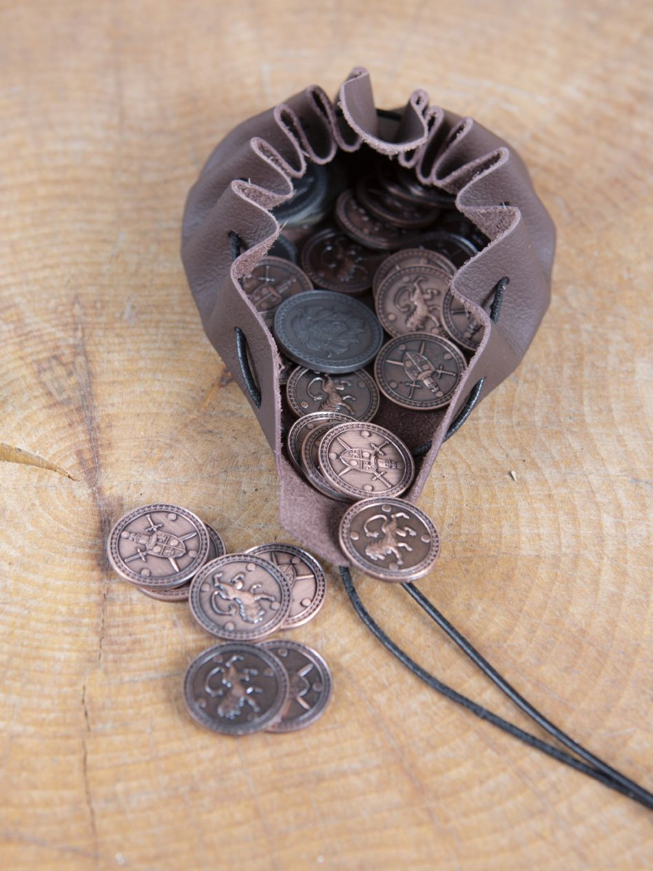 Ritterladen Larp Münzen König Mittelalter Shop