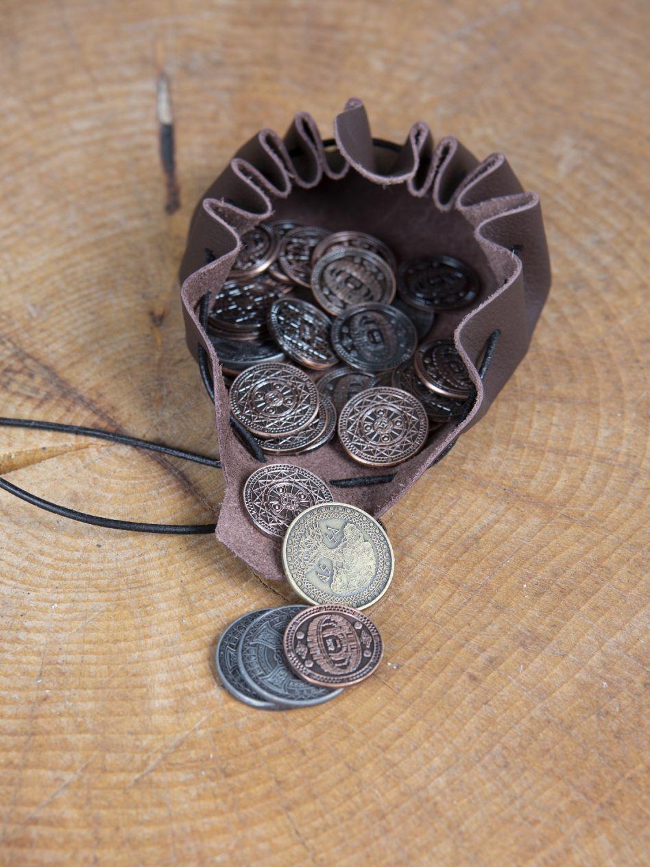 Ritterladen Larp Münzen Erde Mittelalter Shop