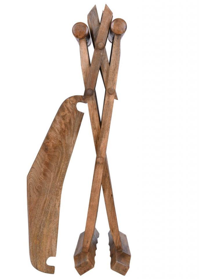 Mittelalterlicher Scherenstuhl 7