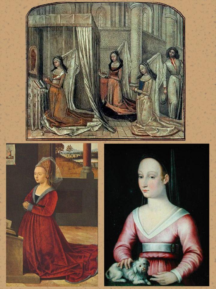 Burgundisches Kleid Margarete von York 7