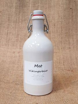"""Met """"Wikingerblut"""" in Tonflasche Einzelflasche"""