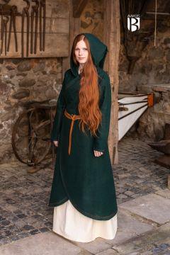 Mantel Enya grün