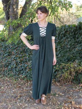 Sommerkleid grün S