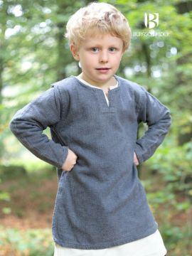 Kindertunika Eriksson grau 116