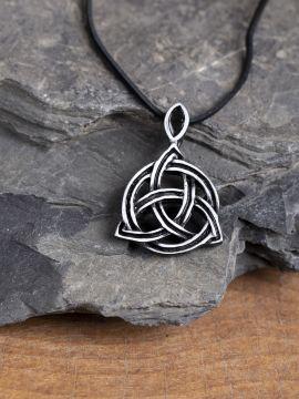 Kettenanhänger Keltische Triquetra