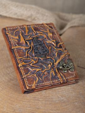 Lederbuch Pirat klein