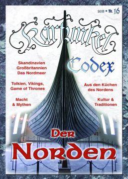 """Karfunkel Codex Nr. 16 - """"Der Norden"""""""