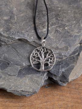 Silberanhänger Lebensbaum