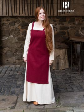 Wikingerkleid Jodis - Rot L