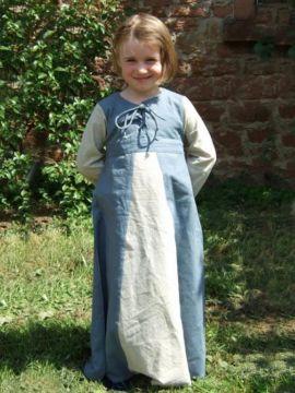 """Kinderkleid """"Sophia"""" 122/128"""