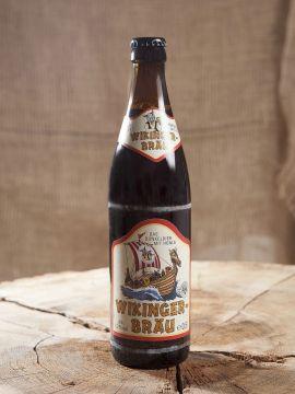 """Wikingerbräu"" Honigbier Einzelflasche"