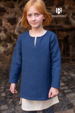 Kindertunika Eriksson blau