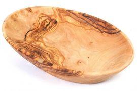 Schale aus Olivenholz groß