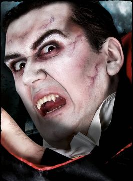 Dracula Vampirzähne